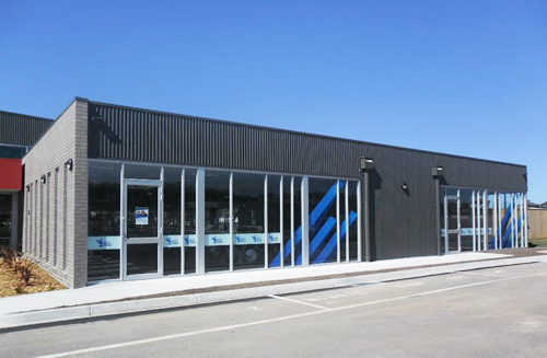 New multi-purpose rooms at Seymour Sports and Aquatic Centre