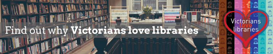 Victorians Love Libraries