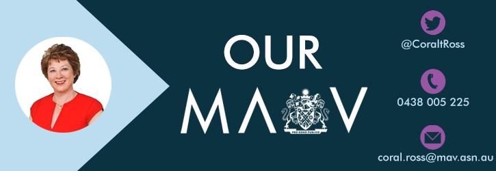 Our MAV Banner
