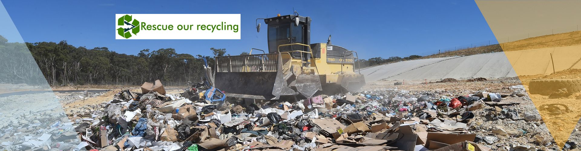 Rescue our Recycling action plan launched Image