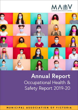 Picture of the cover of the MAV's OHS Report
