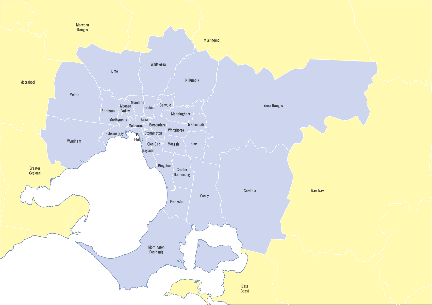 melbourne councils boundaries in dating