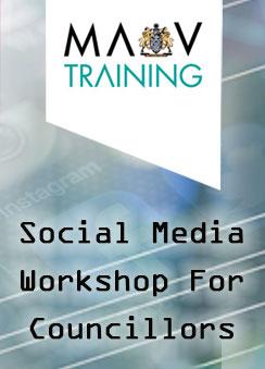 Social Media Workshop For Councillors