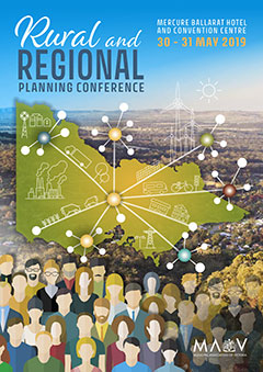 Rural and Regional Planning Conference