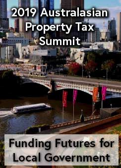 Funding Futures for Local Government - Melbourne City