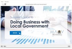 Doing business with local government module