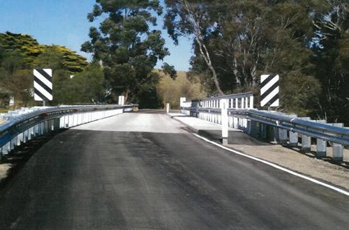 Replacement McCabes Bridge